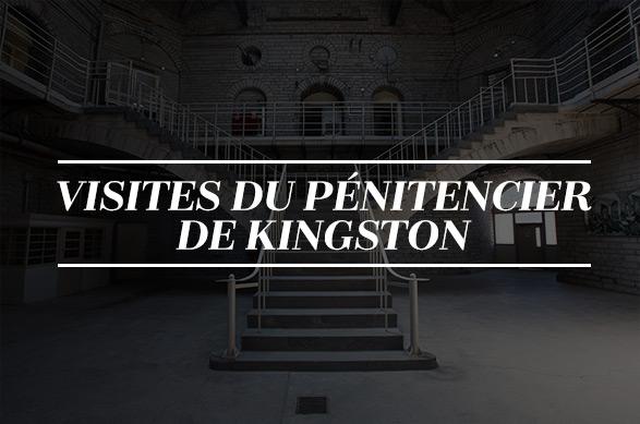 Visites du pénitencier de Kingston