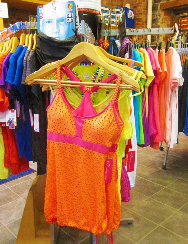 Runner's Choice offers a range of tanks and shirts to fill the bill.