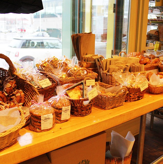 With an extensive collection of baked goods and products, it's no wonder that Pan Chancho is so popular.