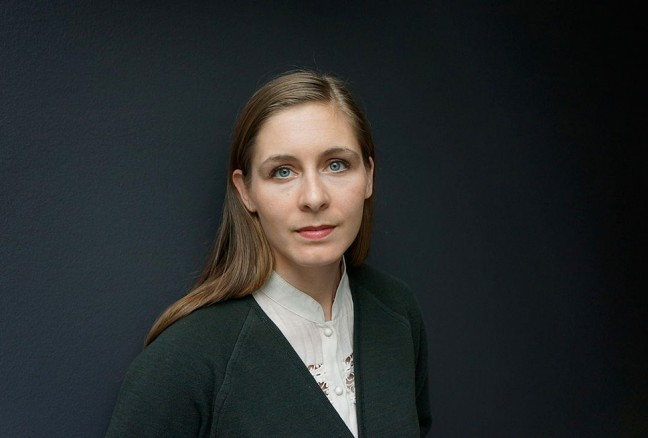 Canadian expat Eleanor Catton, the youngest Man Booker winner in the prize's history, will be on hand to talk about how Canada has shaped her literary voice. (photo: Wiki Commons)