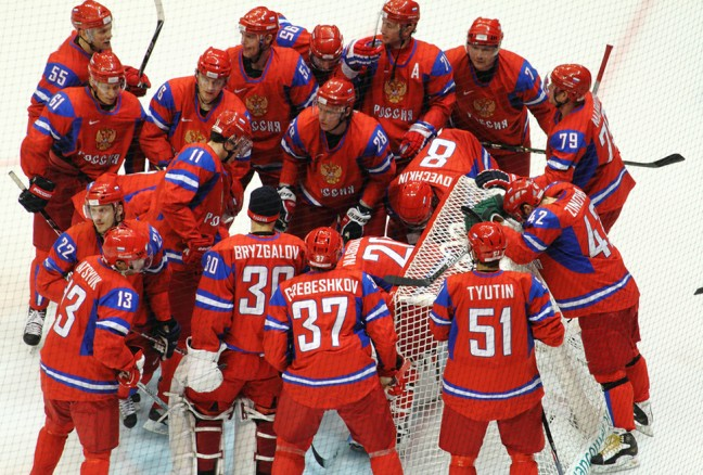 Which of the Russian Juniors playing in the Super Series will join the ranks of Russian NHL stars? (photo by Chase N/Flickr)