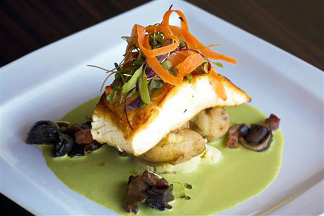 47. Try something new and delicious at AquaTerra