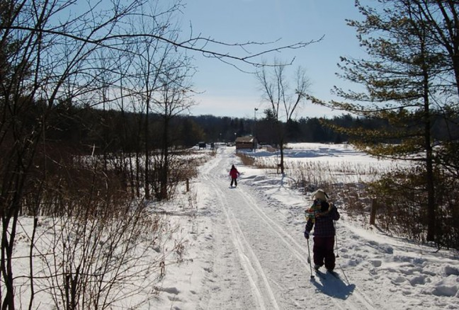 """Trails at """"Little Cat"""" (photo courtesy of CRCA)"""