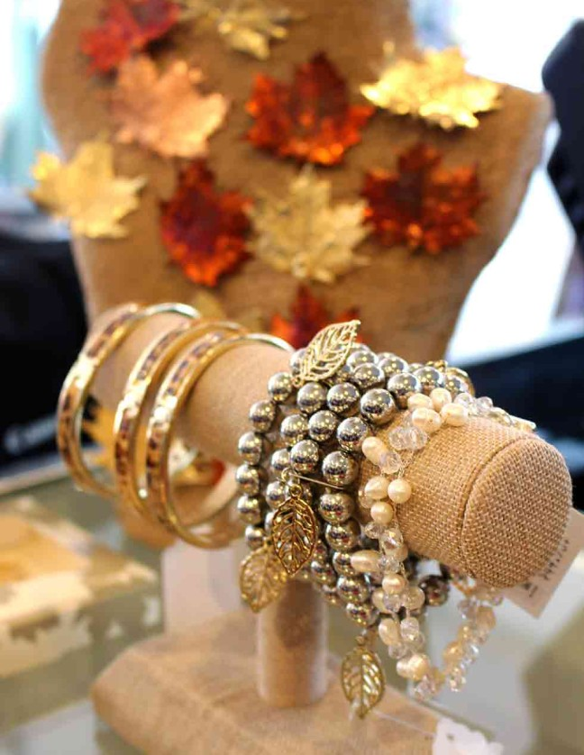 Elegant and affordable jewellery make for the perfect gift.