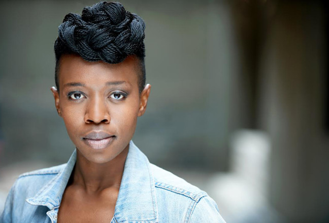 Natasha Mumba in the role of Camme.
