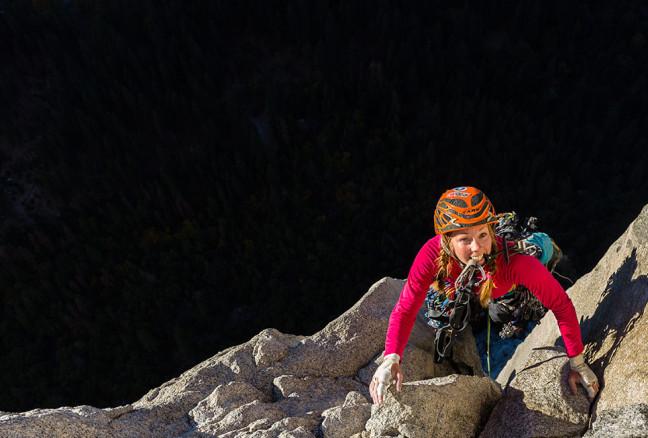 © John Dickey Women's Speed Ascent