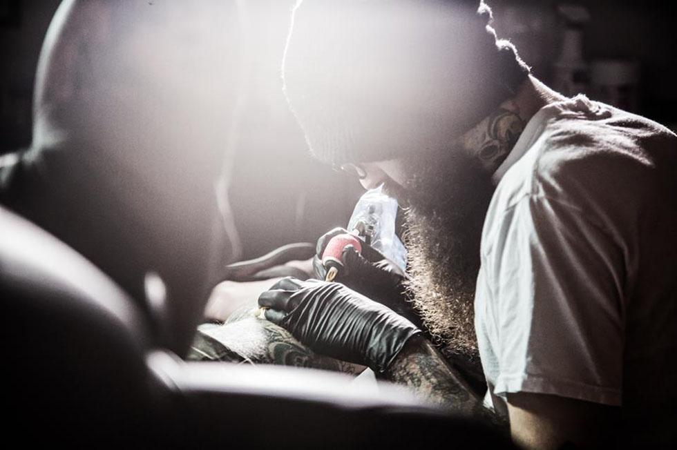 Photo via Limestone City Tattoo Festival