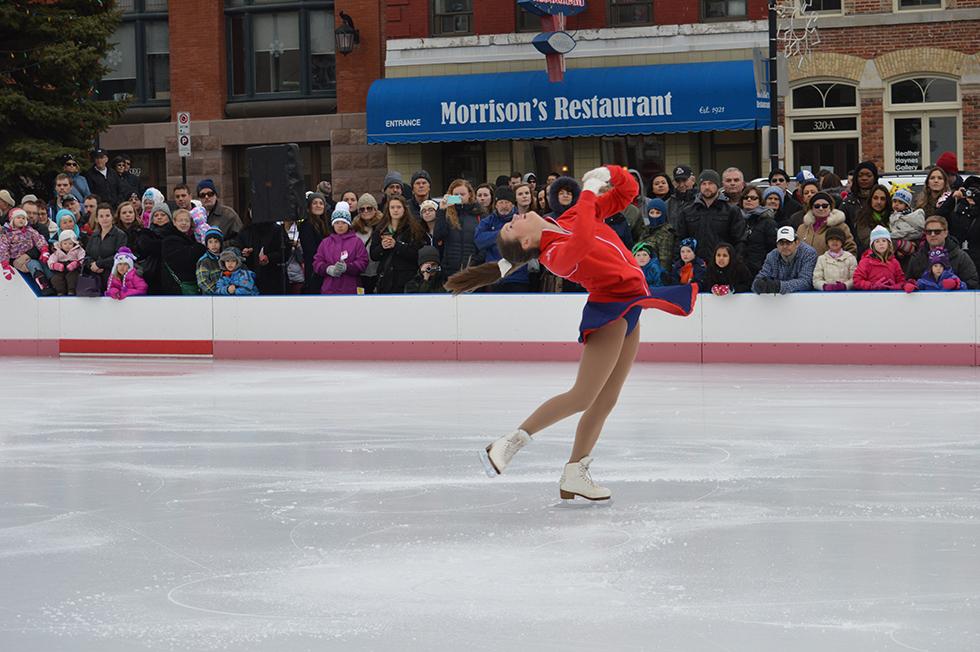 Imagination on Ice Show, Photo via Laura Meggs