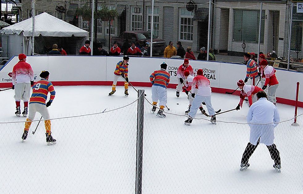 Historic Hockey Series, Photo via Will S. Flickr