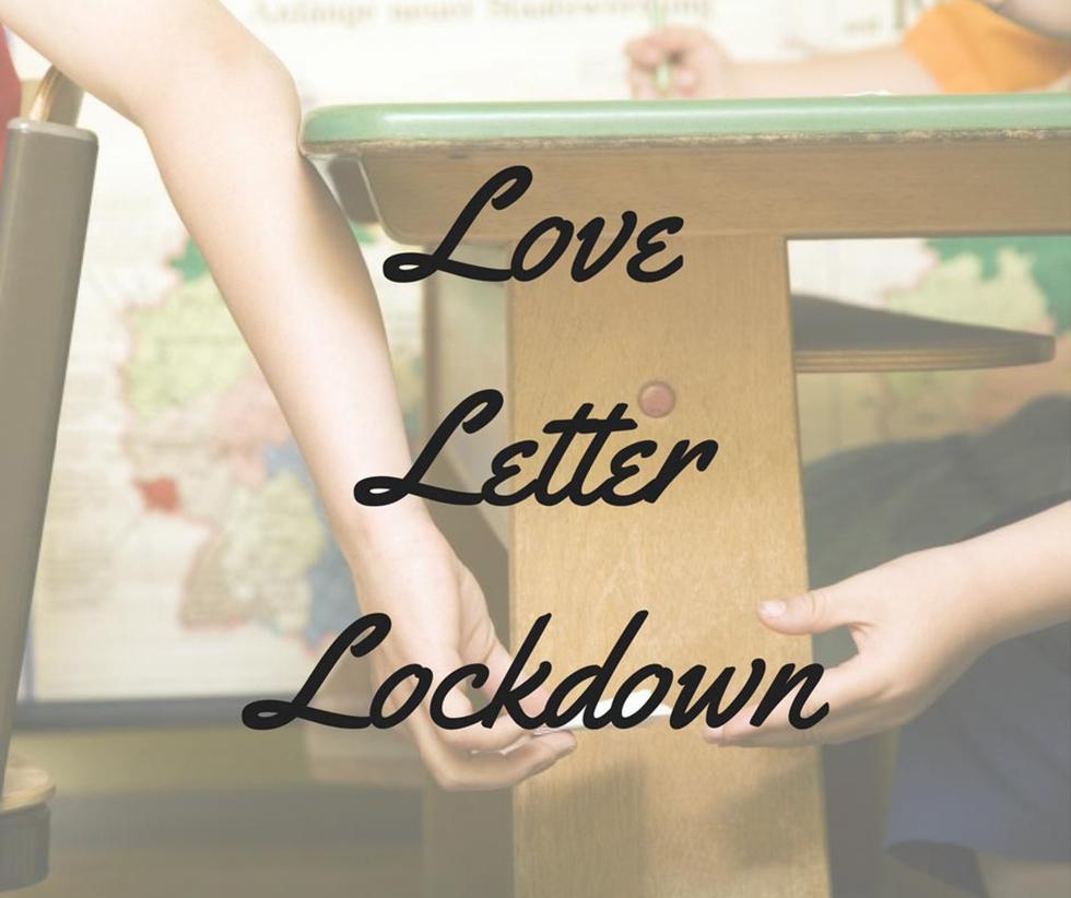 creative - Loveletterlockdown