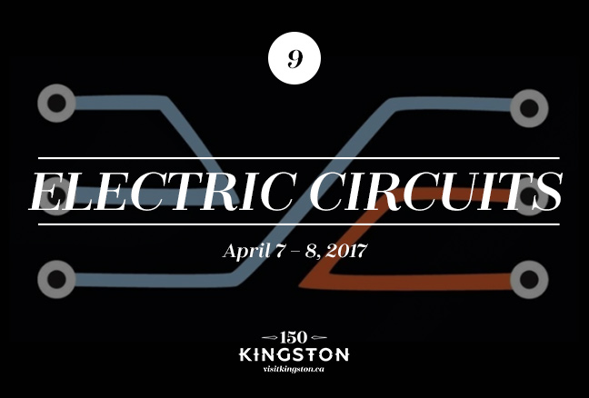 Event: Electric Circuits Date: April 7 - 8, 2017