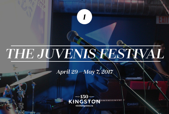 Event: The Juvenis Festival Date: April 29 - May 7, 2017