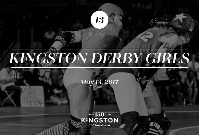 Event: Kingston Derby Girls Date: May 13, 2017
