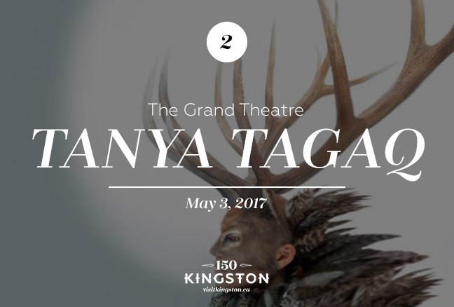 Event: The Grand Theatre Presents Tanya Tagaq Date: May 3, 2017