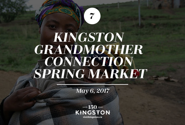 Event: Kingston Grandmother Connection Spring Market Date: May 6, 2017