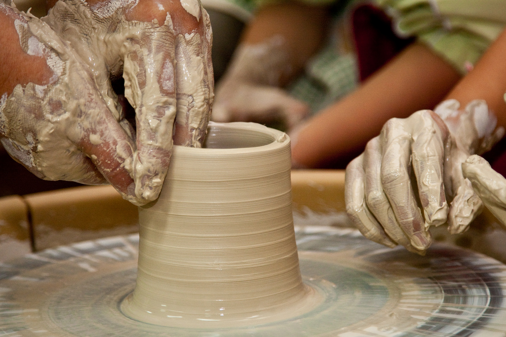 Kingston Potters' Guild Spring Show and Sale
