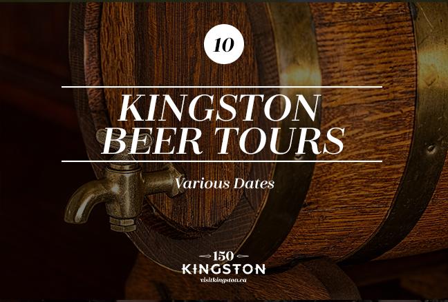 Kingston Beer Tours – Various Dates