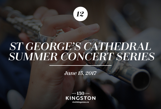 St George's Cathedral Summer Concert Series - June 15