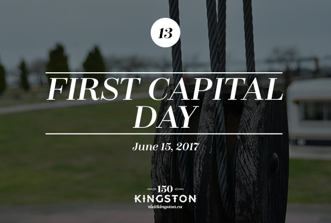 First Capital Day - June 15