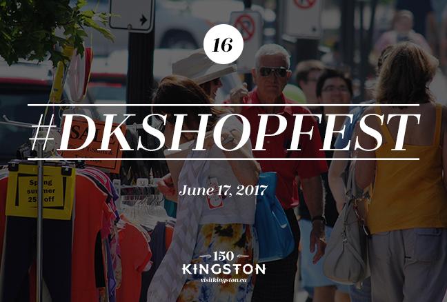 #DKShopFest - June 17