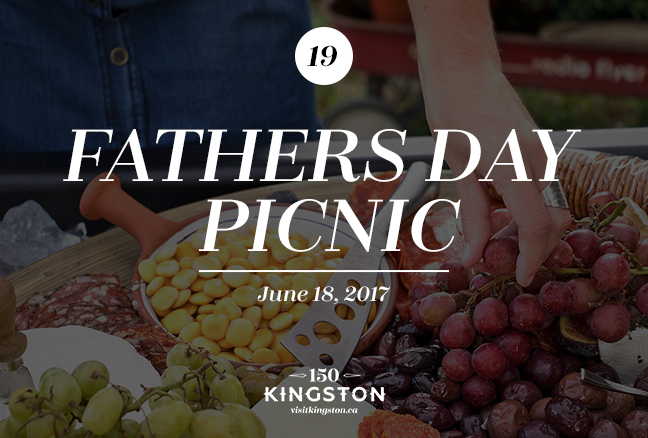 Fathers Day Picnic - June 18