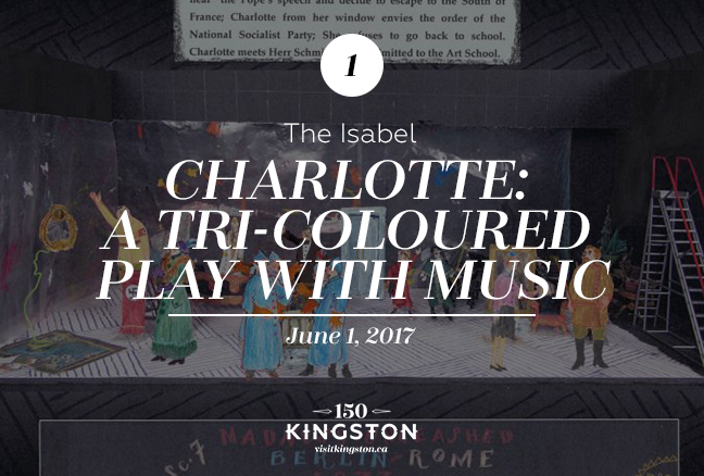 Charlotte: A Tri-coloured Play with Music - The Isabel - June 1