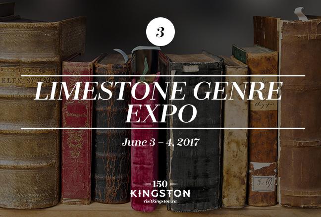 Limestone Genre Expo - June 3-4