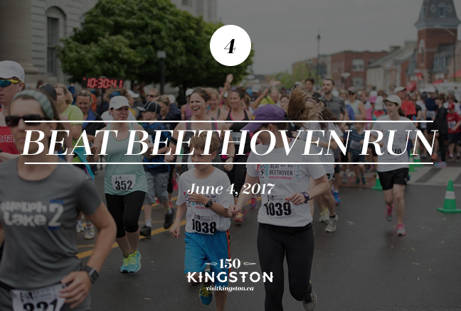 Beat Beethoven Run at Fort Henry - June 4
