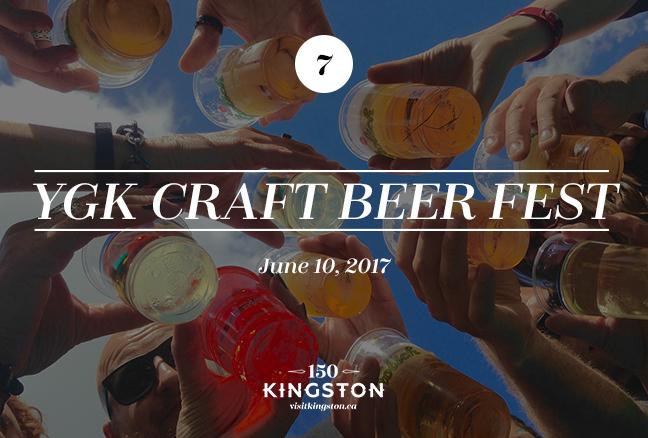 YGK Craft Beer Fest - June 10, 2017