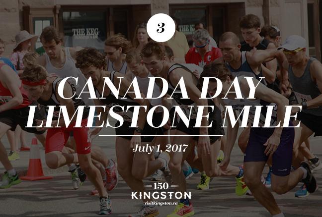 Canada Day Limestone Mile - July 1