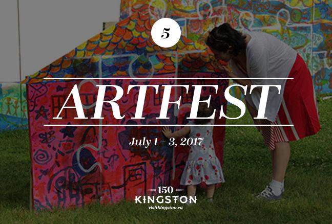 Artfest - July 1-3