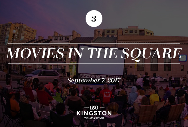 Movies in the Square - September 7