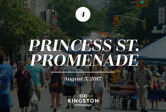 Princess St. Promenade - August 5