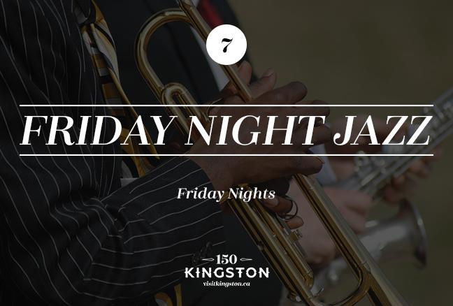 Friday Night Jazz - Friday Nights