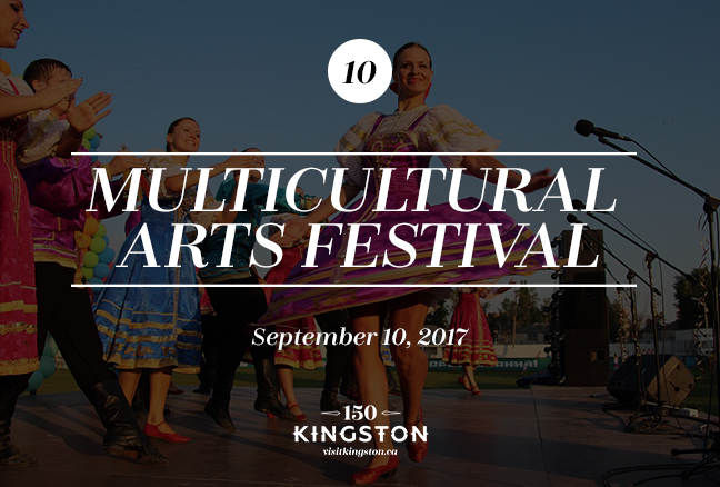 Multicultural Arts Festival - September 10