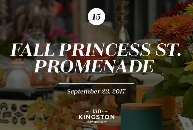 Fall Princess St. Promenade - September 23