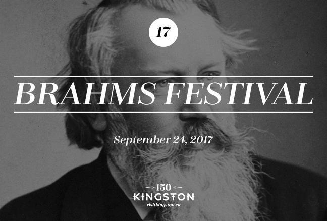 Brahms Festival - September 24