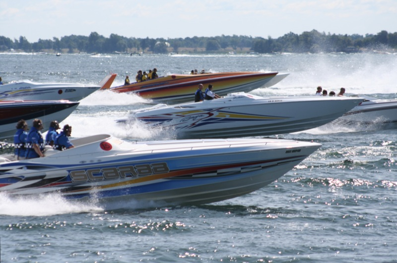12 Festivals to Hit in Kingston This August, 1000 Islands Poker Run