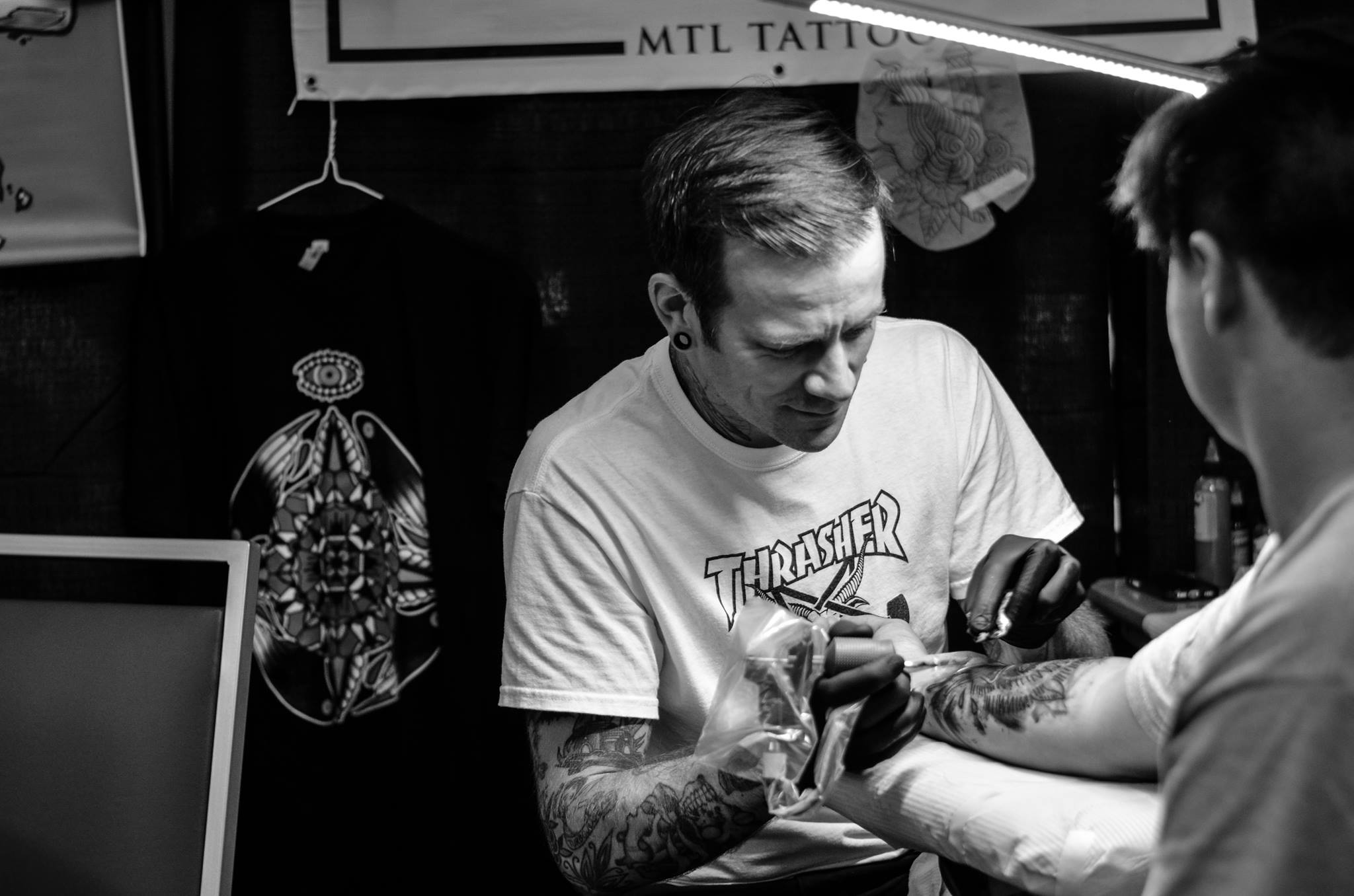 Celebrating the Art - and Fun - of the Tattoo World