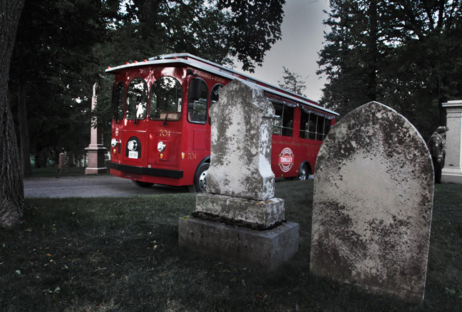 8 Places to Hunt for Ghosts in Kingston This October
