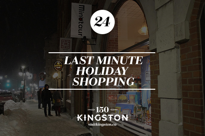 25 Things to do in Kingston in December