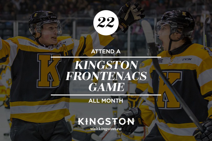 25 Things to do in January in Kingston