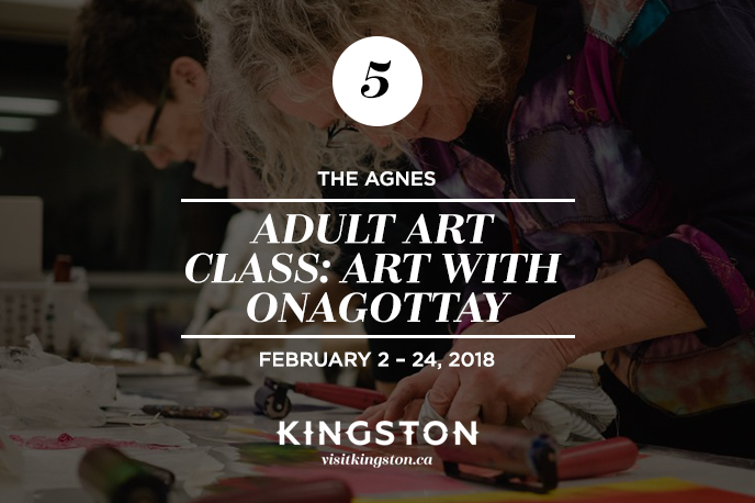 25 Things to do in Kingston Art Class