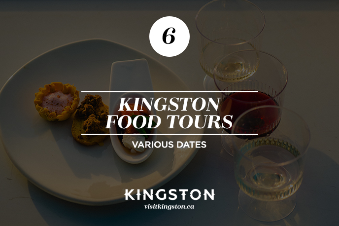 25 Things to do in Kingston Food Tours