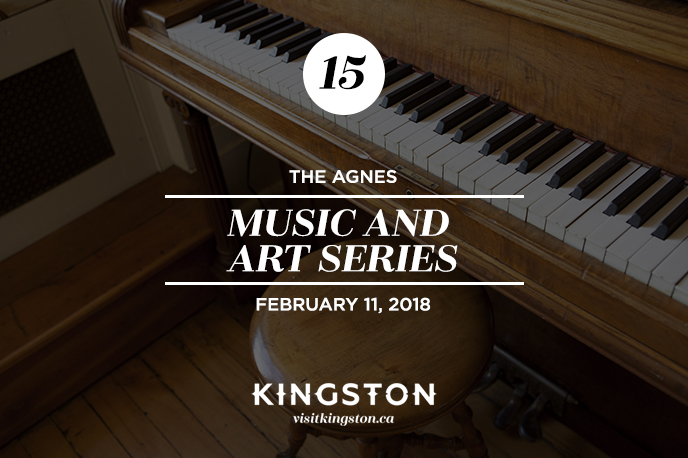 Music and Art Series at the Agnes