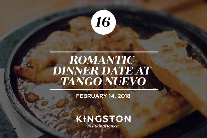 Dinner Date at Tango Nuevo