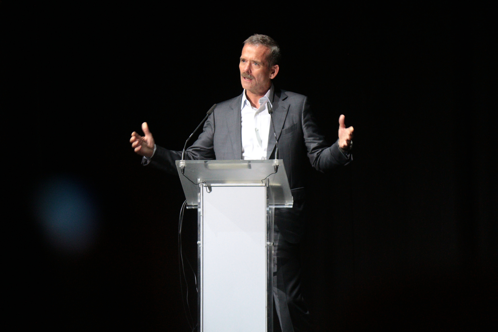 Your Guide to Kingston in February Chris Hadfield