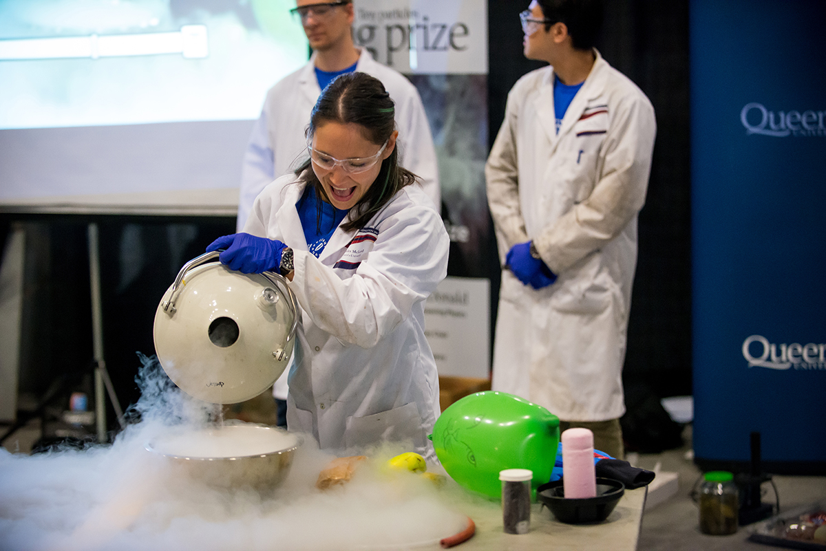 Science Rendezvous Kingston