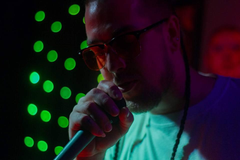 Rap Roast at The Mansion