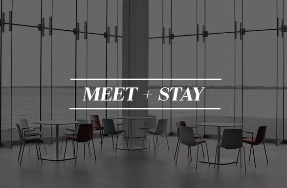 Meet + Stay